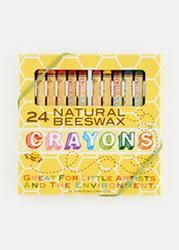 Beeswax Crayons - Set of 24