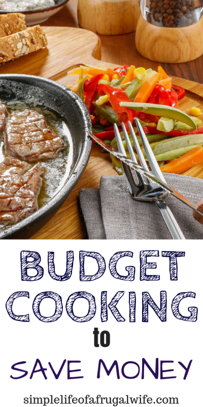 Budget Cooking to Save Money - Simple Life - Budget Cooking to Save Money – Si...