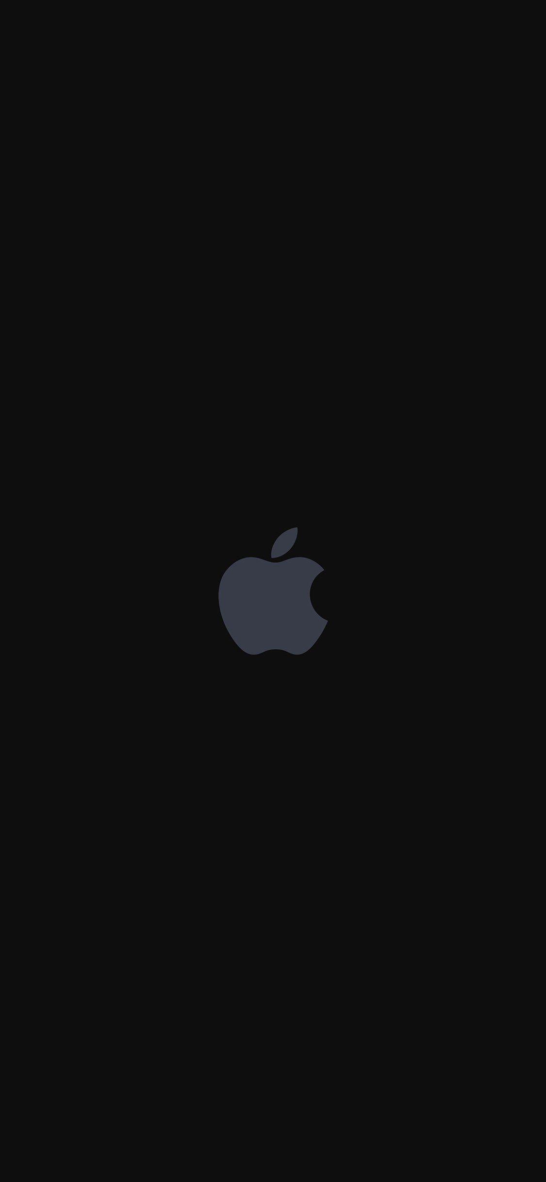 Black Apple Wallpaper For Iphone   Apple wallpaper, Apple logo ...