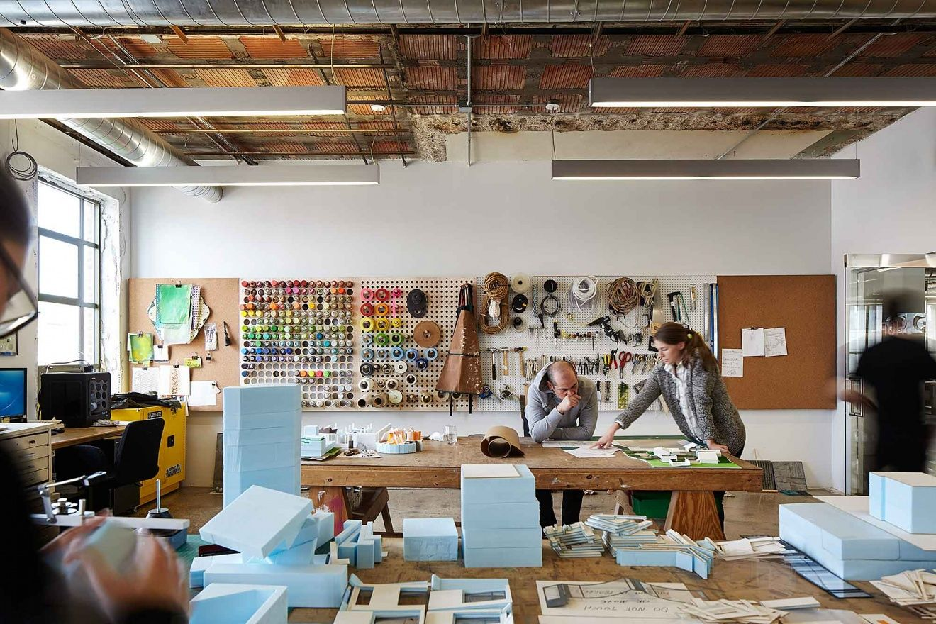 Learn more about studio gang office improvements pinterest