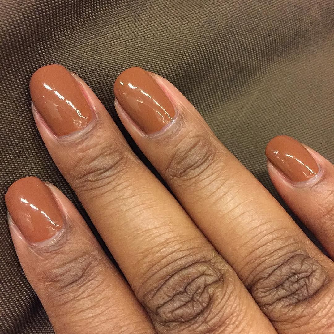 OPI Inside The Isabelletway On Dark Skin Neutral Nail Polish