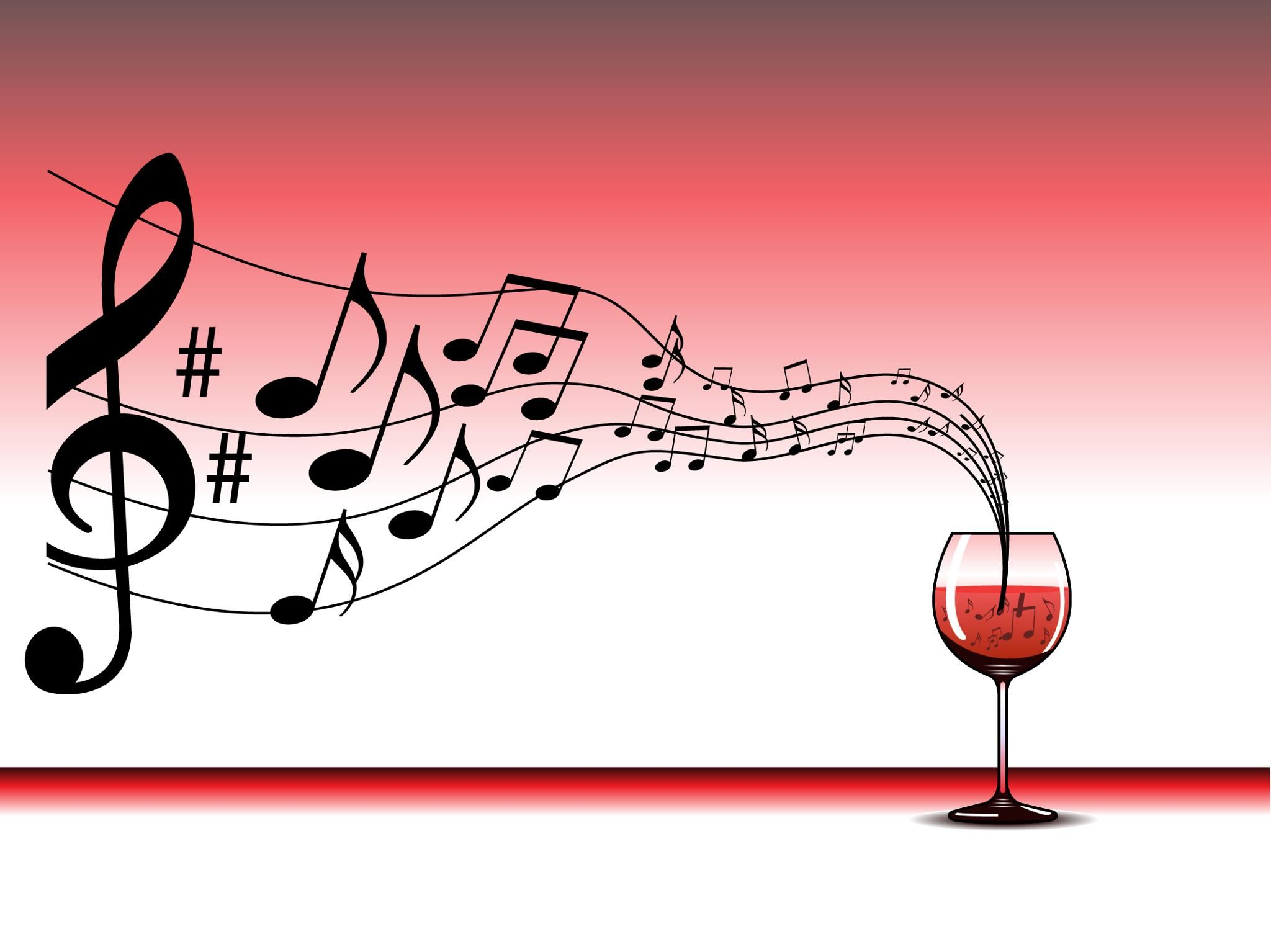 Music And Wine Wine Soul Music Wine Glass Wine Collection