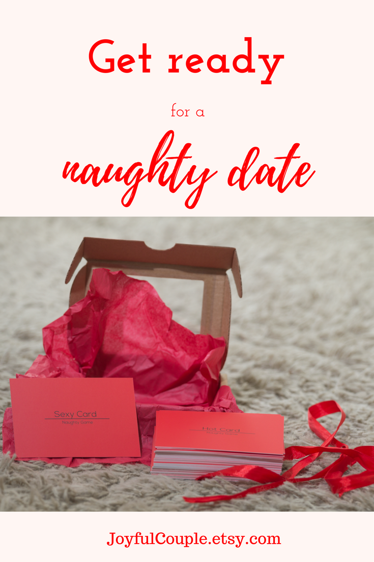 Get this naughty game and have an amazing and very sexy date night with  your special