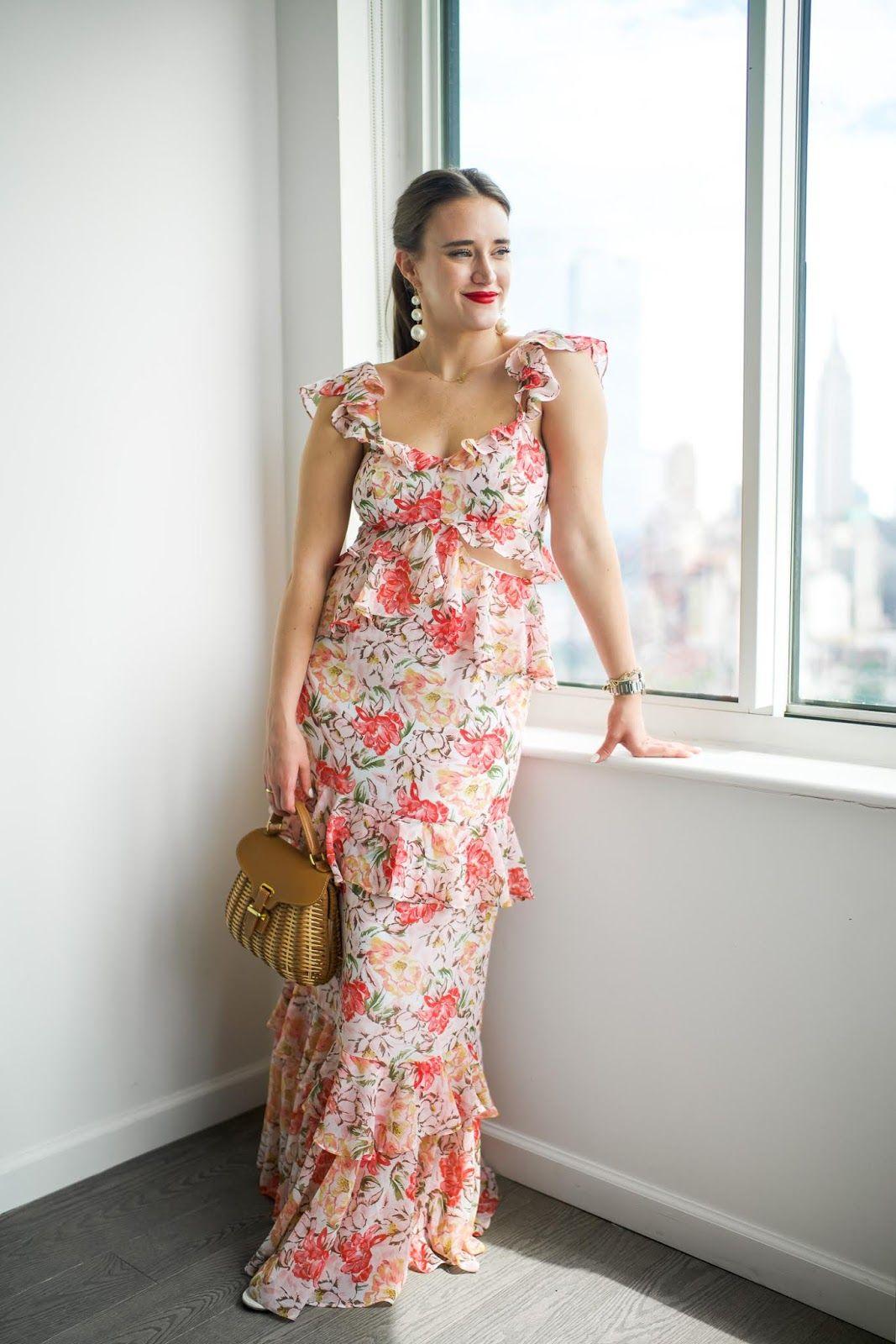 The Perfect Wedding Guest Dress Dresses Maxi Dress Wedding Guest Outfit [ 1600 x 1067 Pixel ]