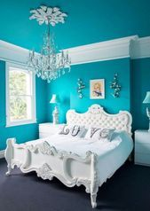 Bedroom Ideas Using Teal  #bedroom #ideas #using #Genel Genç odası