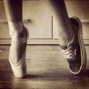 Puntas y vans II | Baile, Danza, Ballet