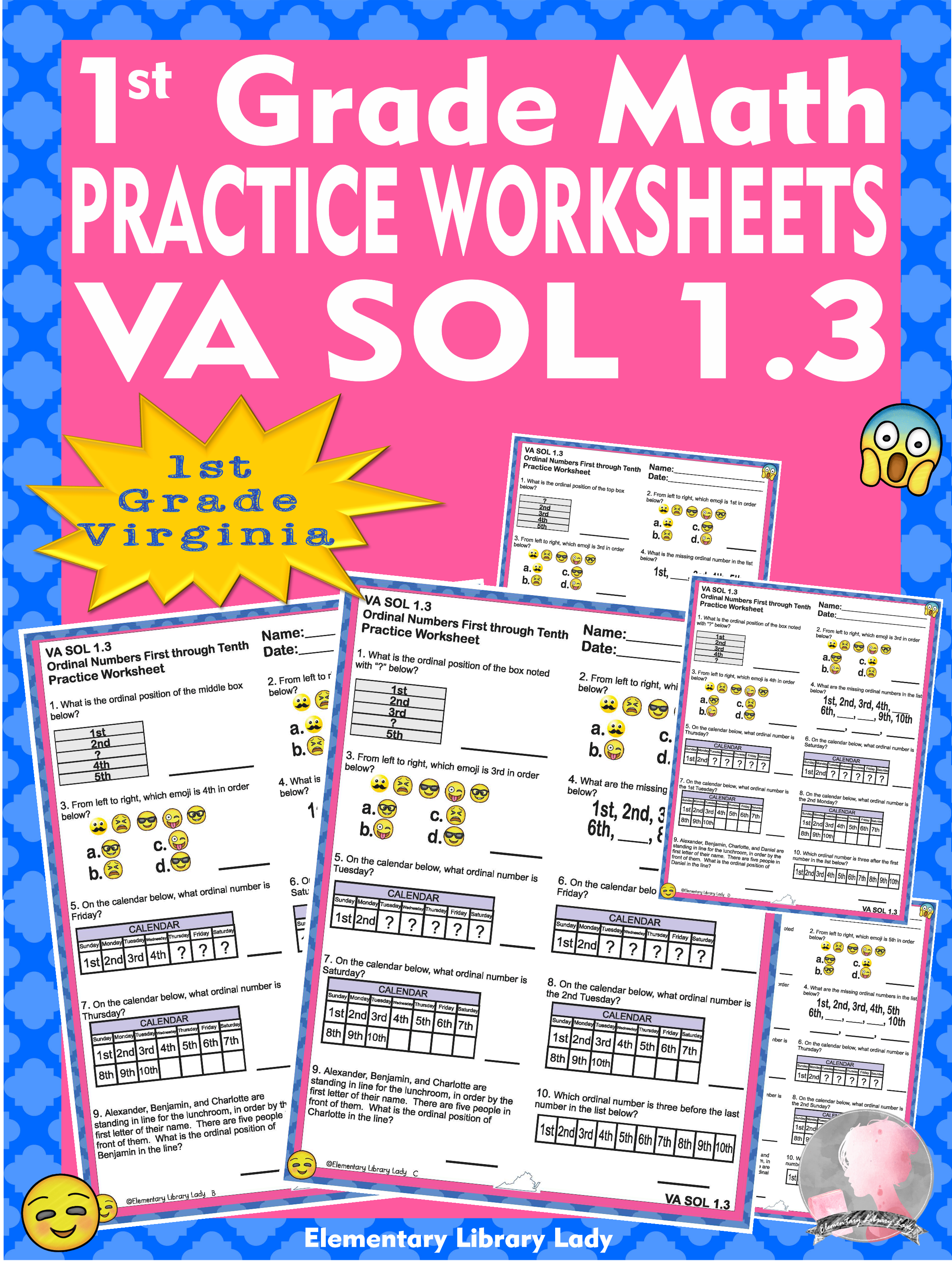 Sol Math Worksheets   Printable Worksheets and Activities for Teachers [ 3138 x 2370 Pixel ]