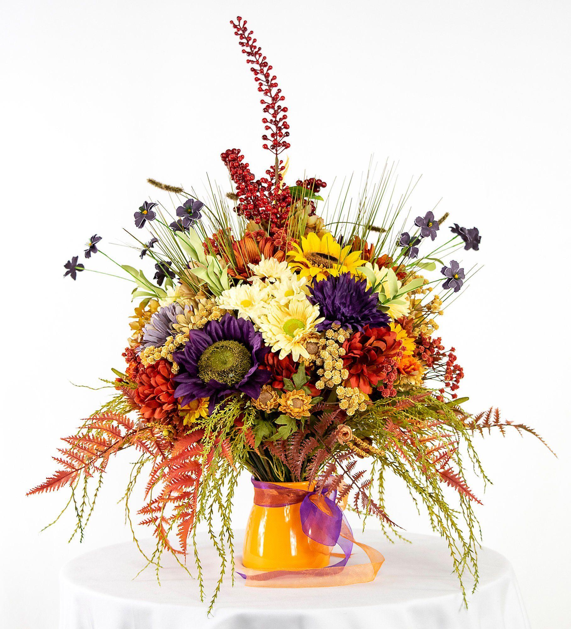 25++ Fall silk flower arrangements ideas in 2021