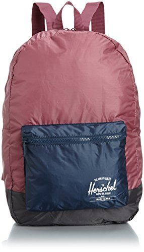 1b898774631e Herschel Supply Co Packable Daypack Dusty BlushNavyCharcoal One Size      This is an Amazon Affiliate link. You can find out more details at the link  of the ...