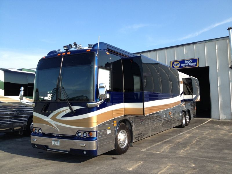 2008 Prevost XLII For Sale By Owner
