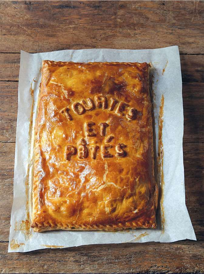 Pies and Tarts: Stephane Reynaud