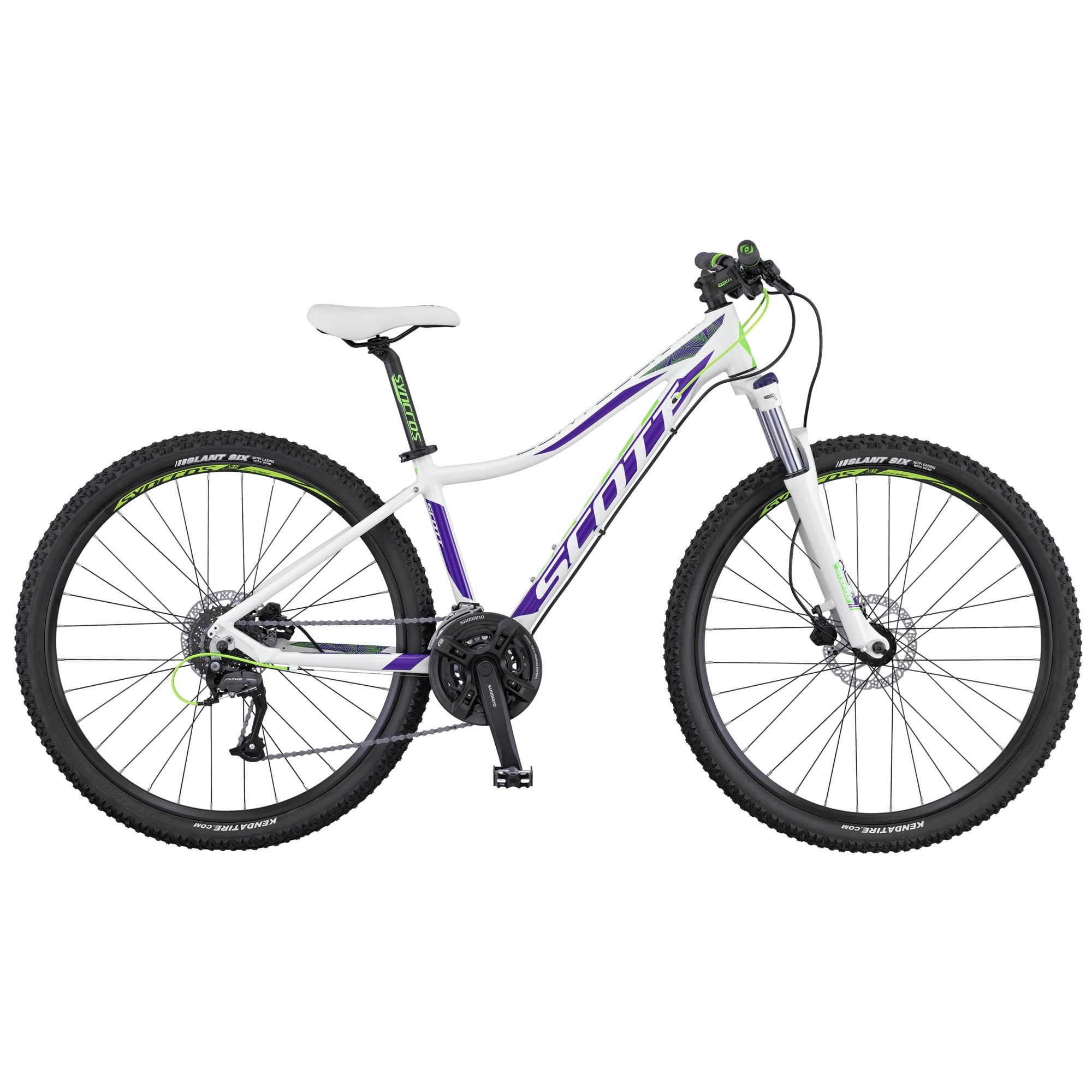 26172535406 2016 Scott Contessa 720 Womens Mountain Bike White Purple | bikes ...