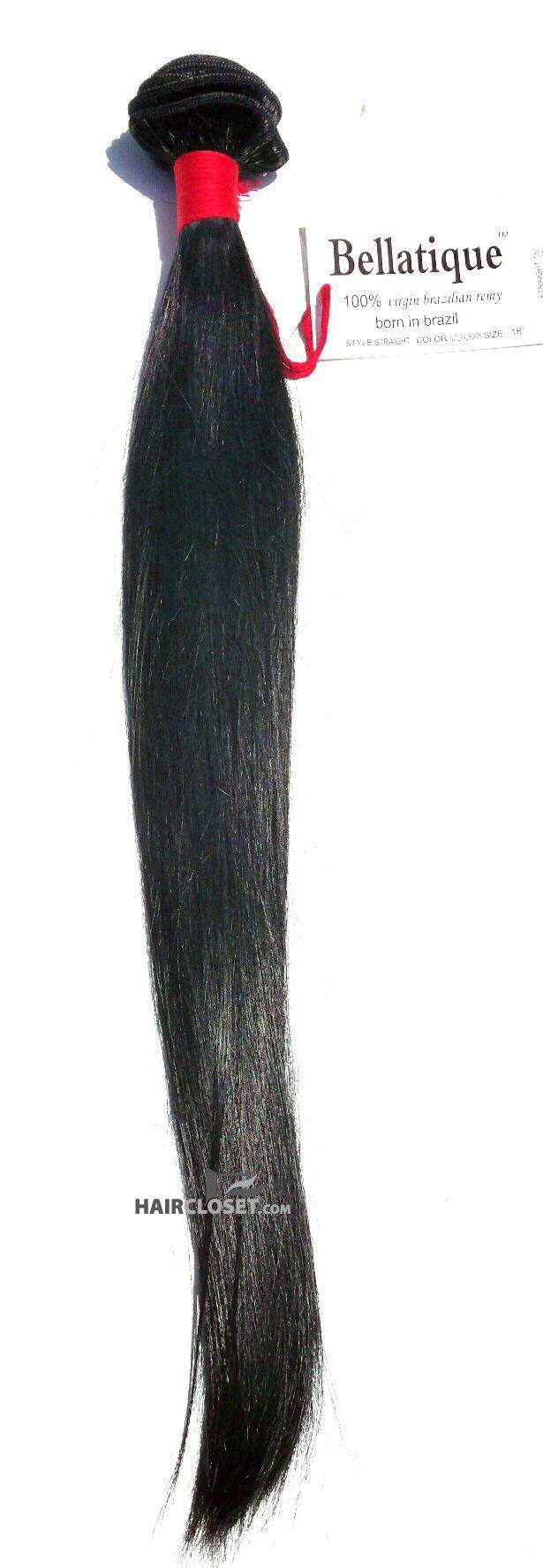 Straight perm bleached hair - Bellatique Brazilian Virgin Remy Hair Straight