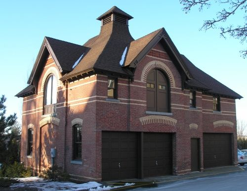 Judd Carriage House 1887