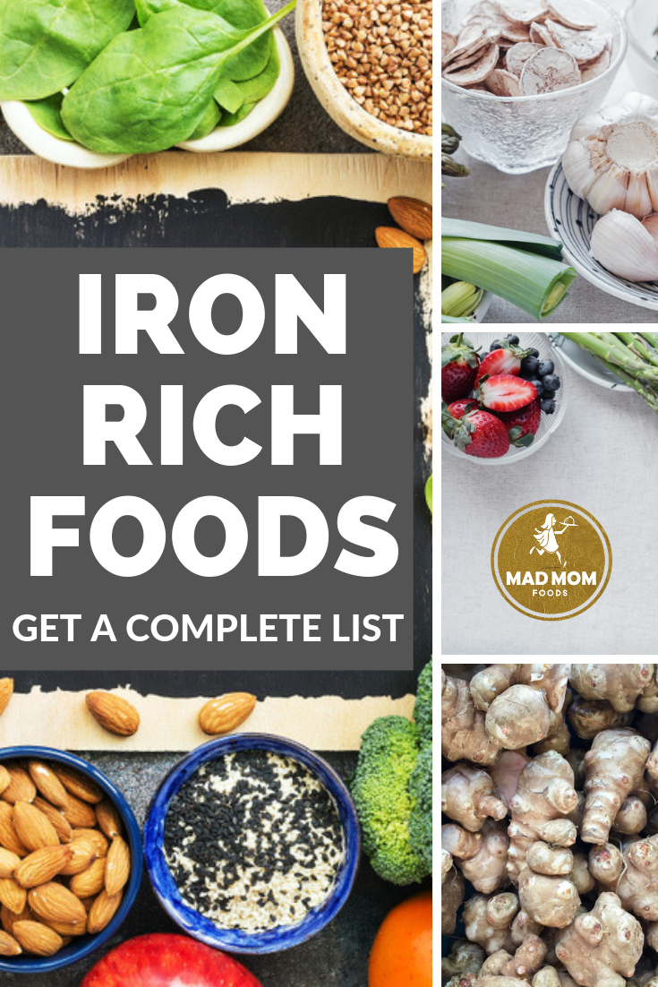 looking for ways to eat more iron? check out this list of the best