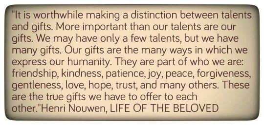 Henri Nouwen Life Of The Beloved Henri Nouwenreligious Quotes