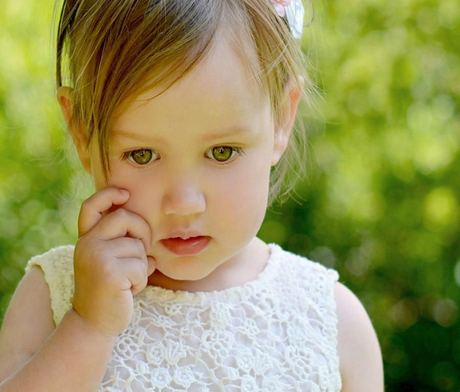 Cute Sad Baby Girl Images Hd - 1 Wallpaper-3655