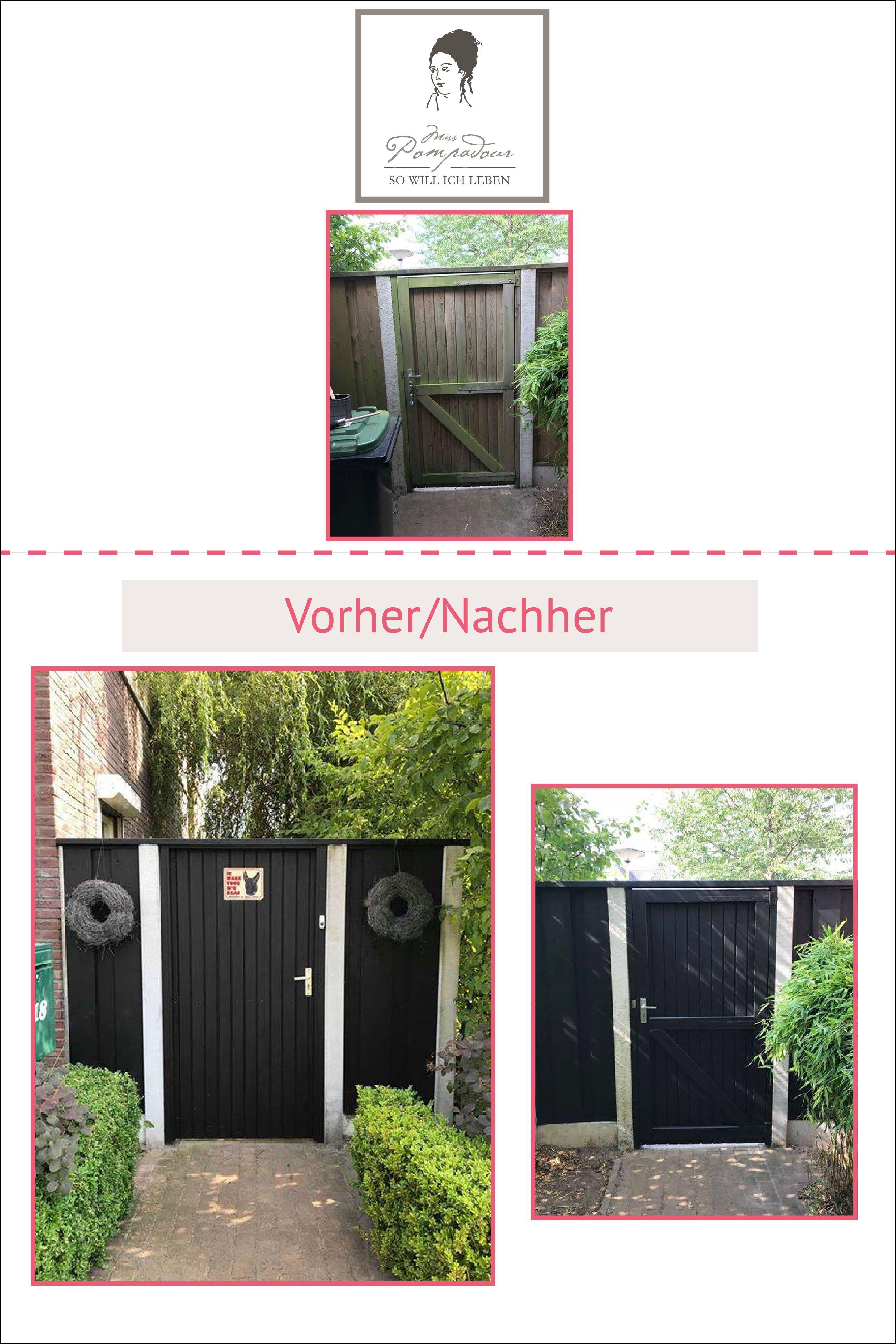 Jetzt Kreidefarbe Als Outdoorfarbe Nutzen Misspompadour Kreidefarbe Kreide Gartenturen