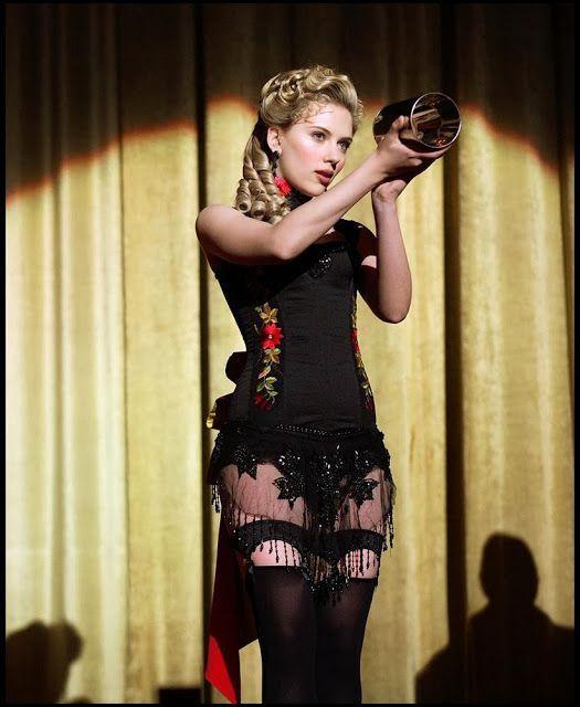 Scarlett Johansson - The Prestige 2006