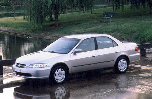 1998 Honda Accord Ex Another Char Hand Me Down V6 Power Was Great Honda Accord Honda Accord Lx Honda