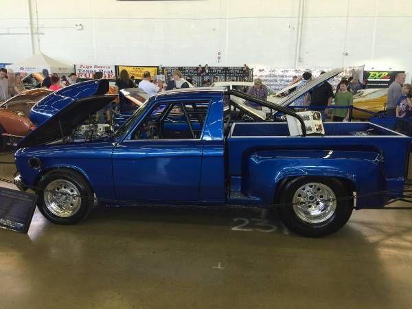 1978 Chevy Luv Drag Truck Chevy Luv Chevy Trucks