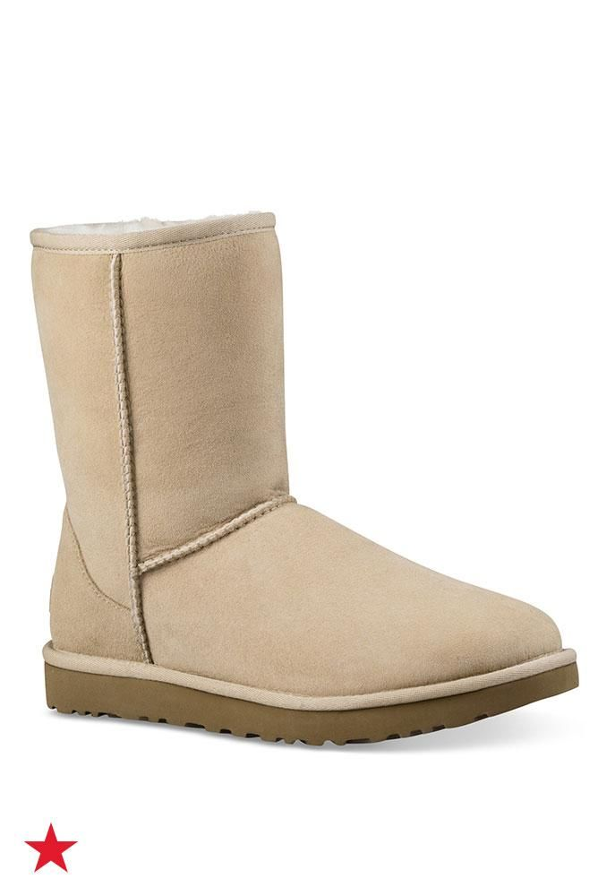 4b607e15aa8 Women's Classic Short II Genuine Shearling Lined Boots | The Perfect ...