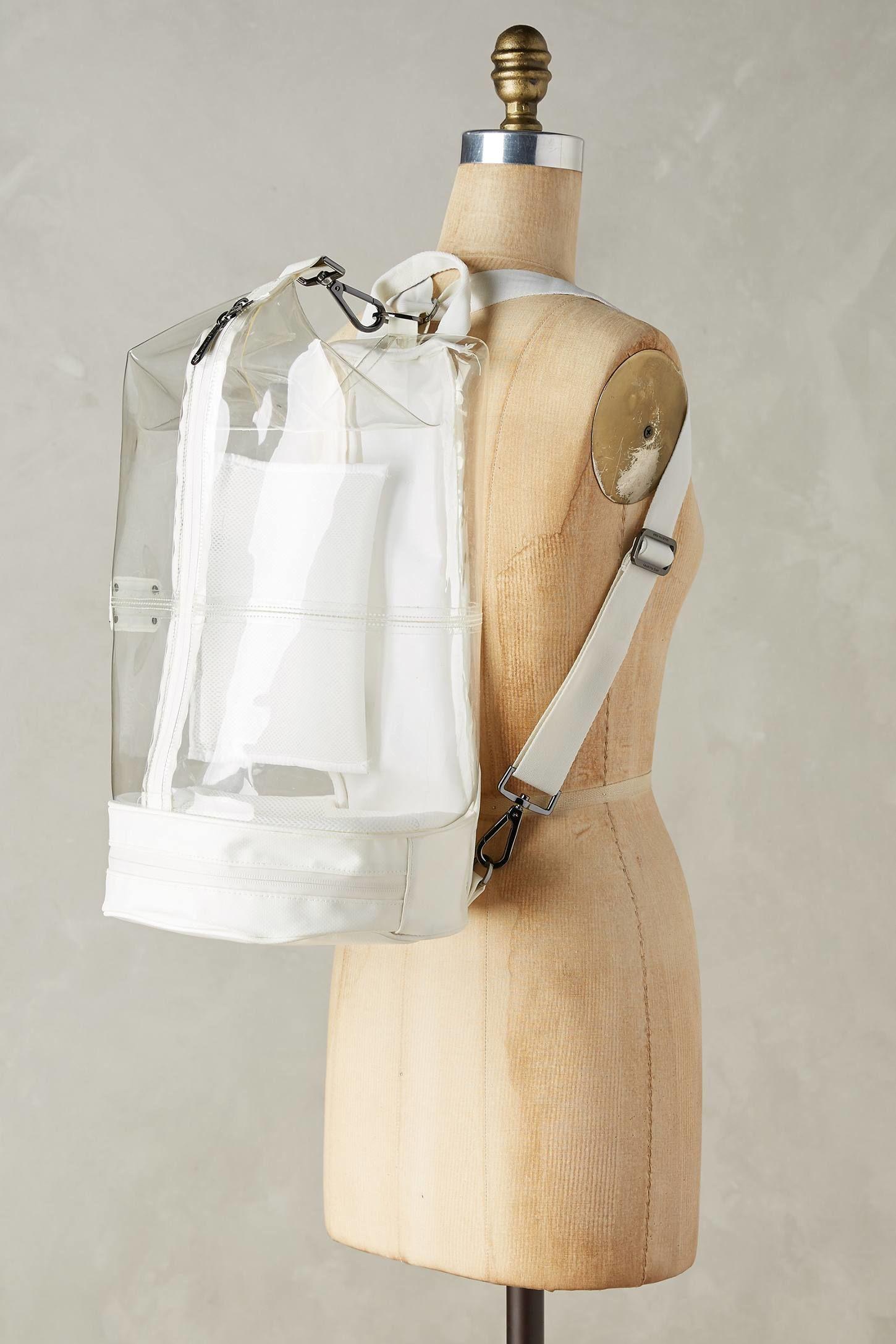 Adidas by Stella McCartney claro pequeña bolsa de deportes Producto 1