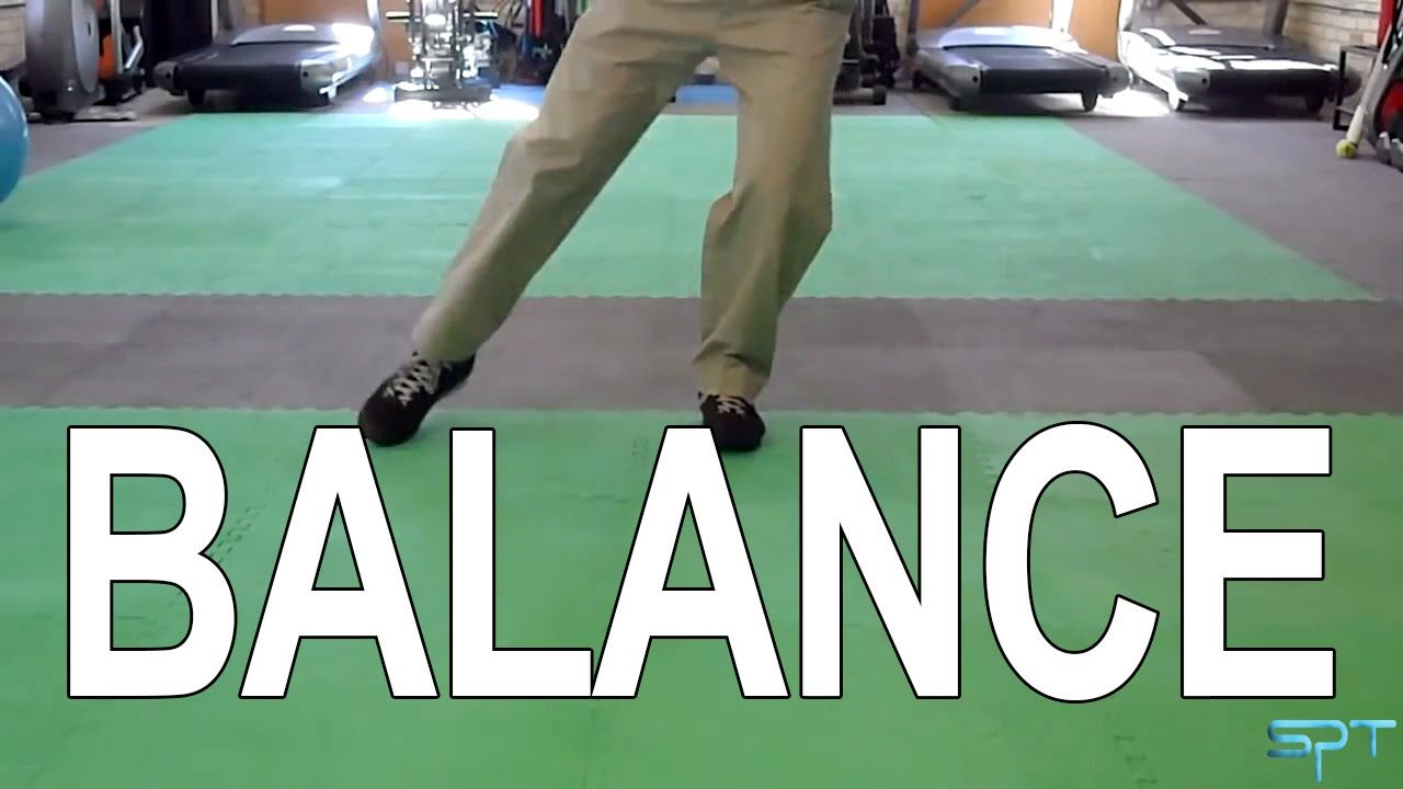 How to improve your balance with exercises Physical