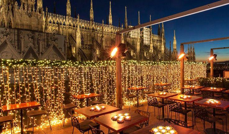 Cheers 10best Rooftop Bars In Milan