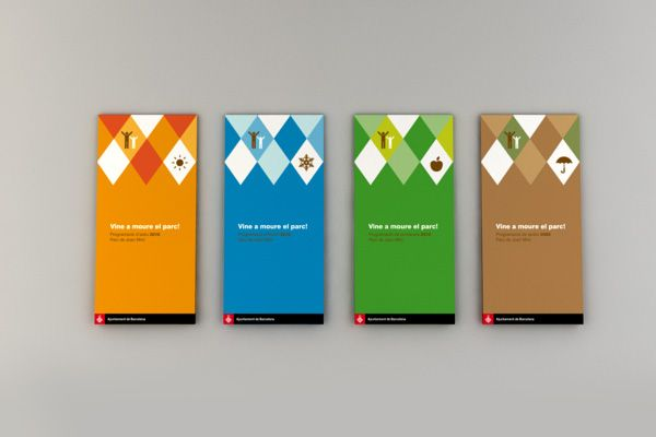 Creative Brochure Designs: 40 Delightful Samples That Worked ...
