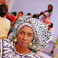 Designer Oumou Sy(Senegal)