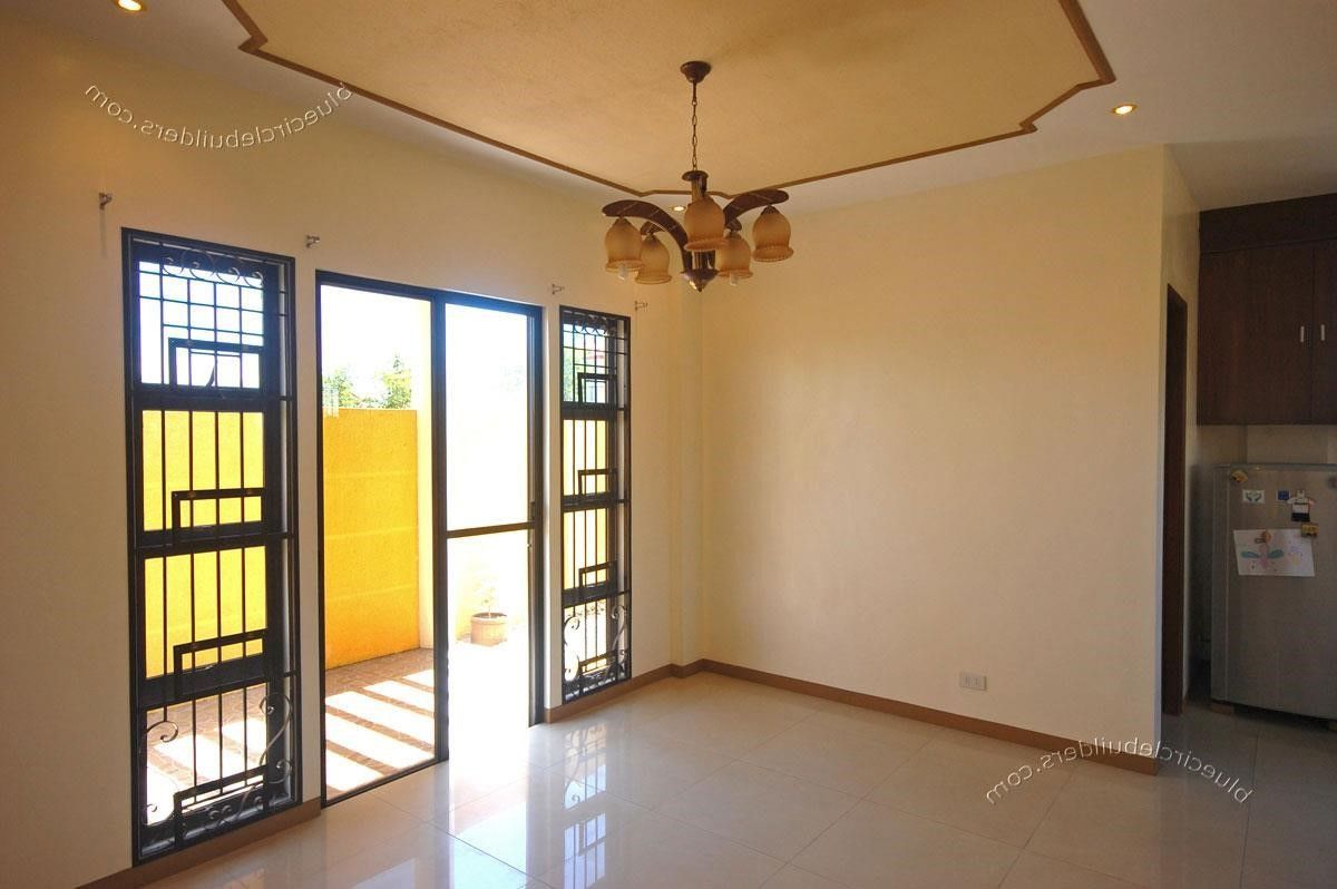 Small House Living Room Simple Kisame Design Philippines ...