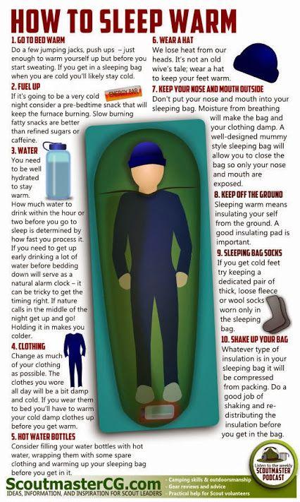 Essential Winter Camping Hacks Camping Tips. Life Hacks. Stay Warm this Winter. Camping Hacks. Holiday - Adventure