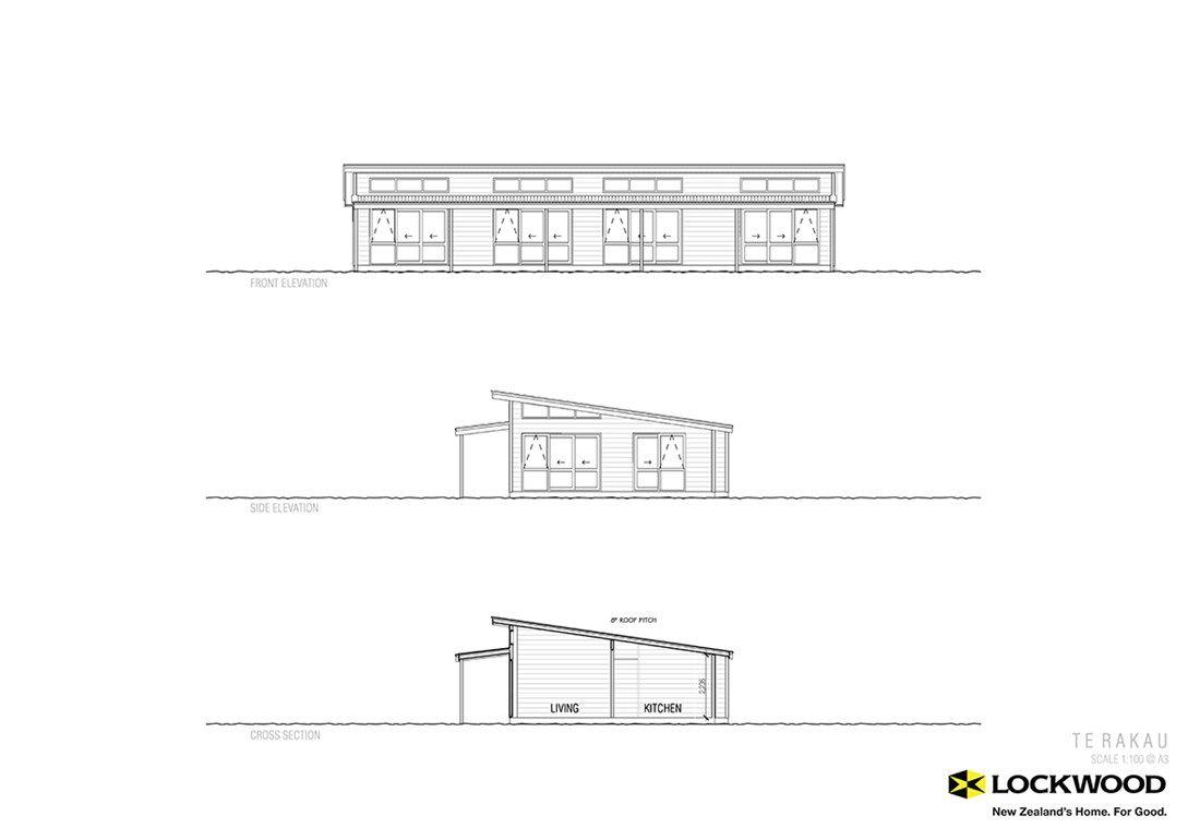 Te Rakau - House Plans New Zealand | House Designs NZ | Home ...