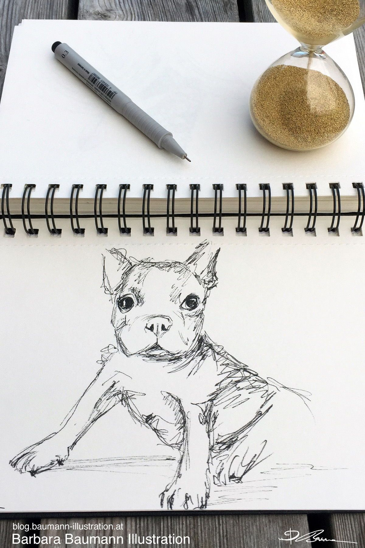 Speed animal drawing - sketching a dog with ink in 3 minutes on the sketchbook -  Sketching drawing of animals with abstract simple basic shapes without pencil draft before for defi - #albinoanimal #amazinganimals #animal #basicanimaldrawings #dog #Drawing #Ink #minutes #sketchbook #Sketching #speed