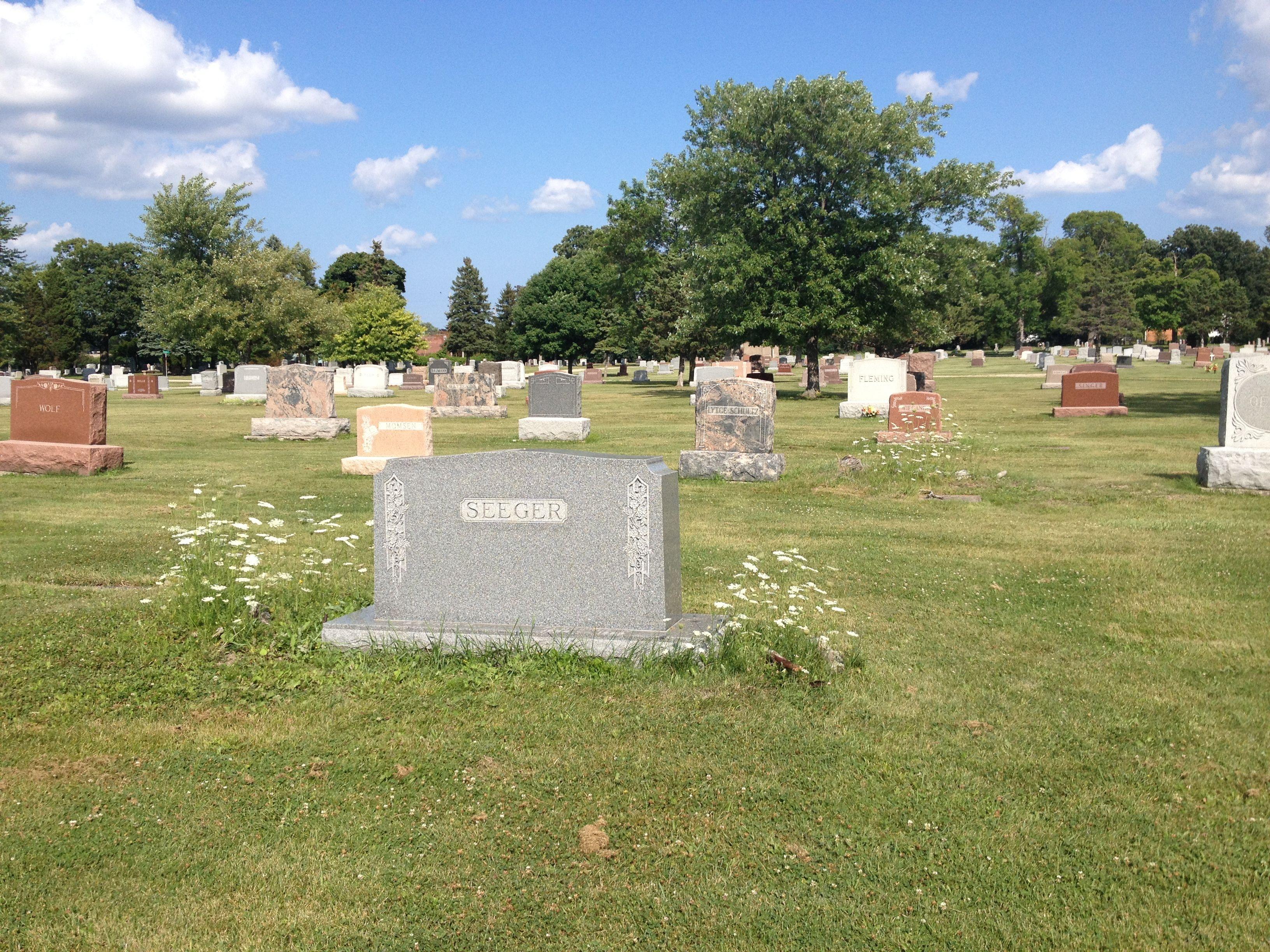 Valhalla Cemetery, Milwaukee, WI