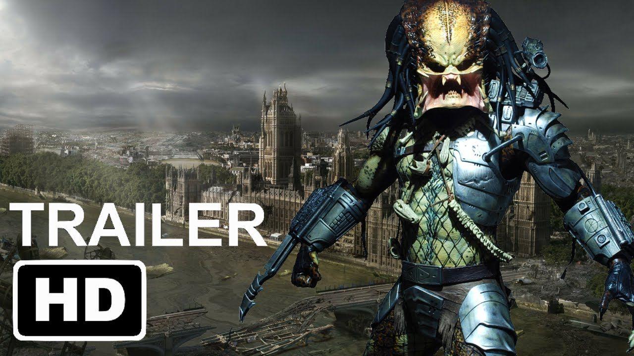 The Predator Film Trailer 2018 Hollywood Movie Trailer Movie Trailers Upcoming Movie Trailers