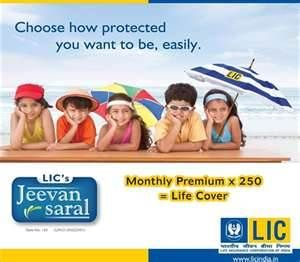 Life insurance is more suited to your budget and you want life time coverage, consider a term life policy which can be converted into a whole life policy LIC Jeevan Saral : Understand the real Benefits of investing in an Endowment Plan. http://www.dialabank.com/article.cfm/articleid/22314 Apply online for LIC Jeevan Saral Policy / Call 600 11 600