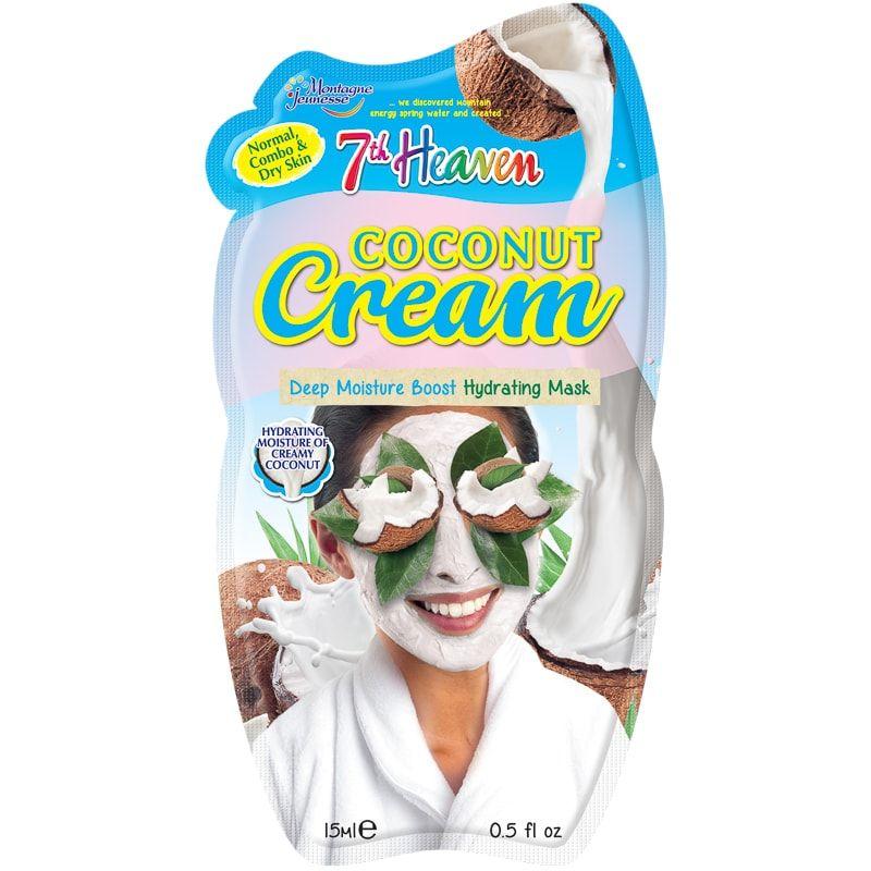 7th heaven face mask coconut cream in 2020 face