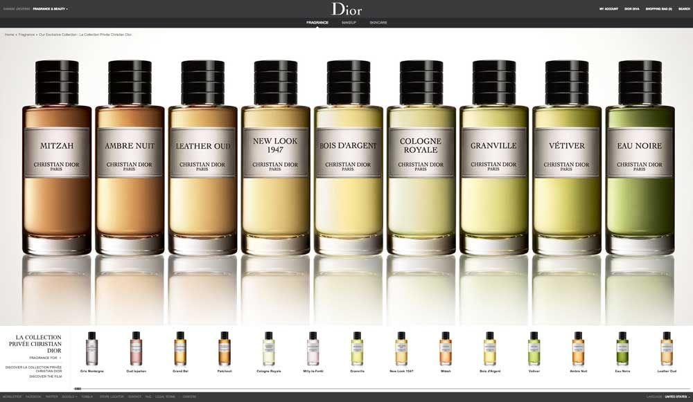 Dior Shopping Never Felt So Right Digital Web Design Dior