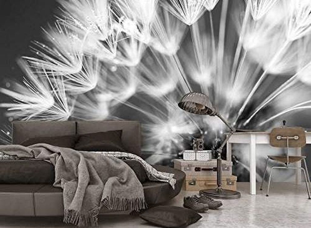 35 Interesting 3d Walls For Bedrooms Ideas Decor Home Wall Paintings Designs