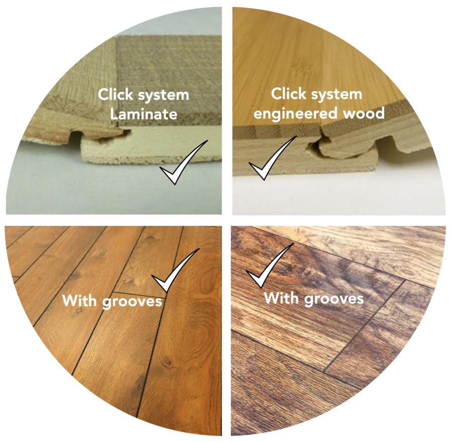 Fix Creaky Wood And Laminate Floors In Seconds Without Nails Or Screws Stop Creak Flooring Creaky Floors Engineered Flooring