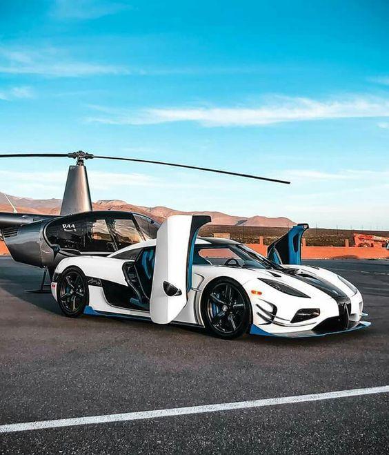 Sw Sports Car Koenigsegg Toyota: Billonarios De Internet
