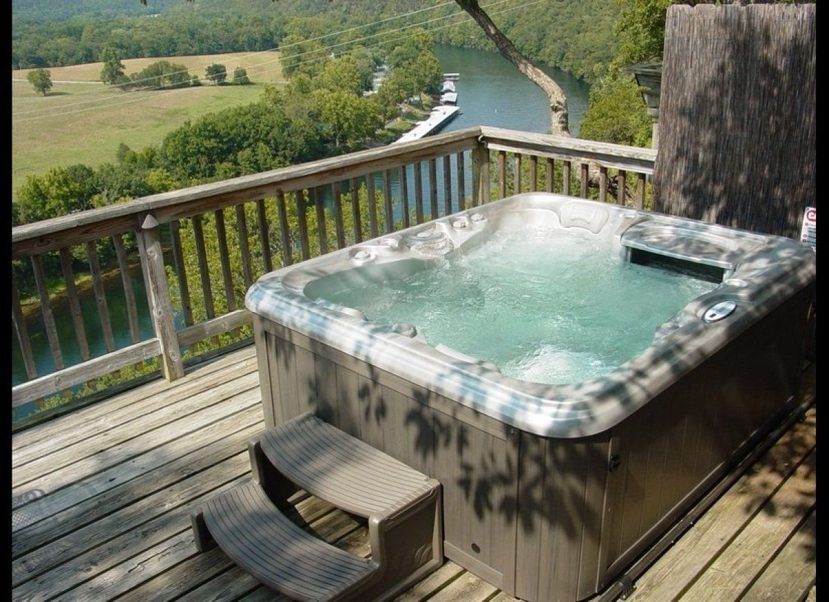 5 Hot B&B Hot Tubs Hot tub, Bed and breakfast, Private deck
