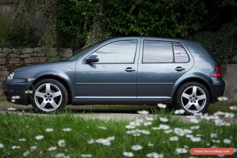 Car For Sale 2002 Vw Golf 1 9 Gti Tdi 150bhp Mk4 With Images