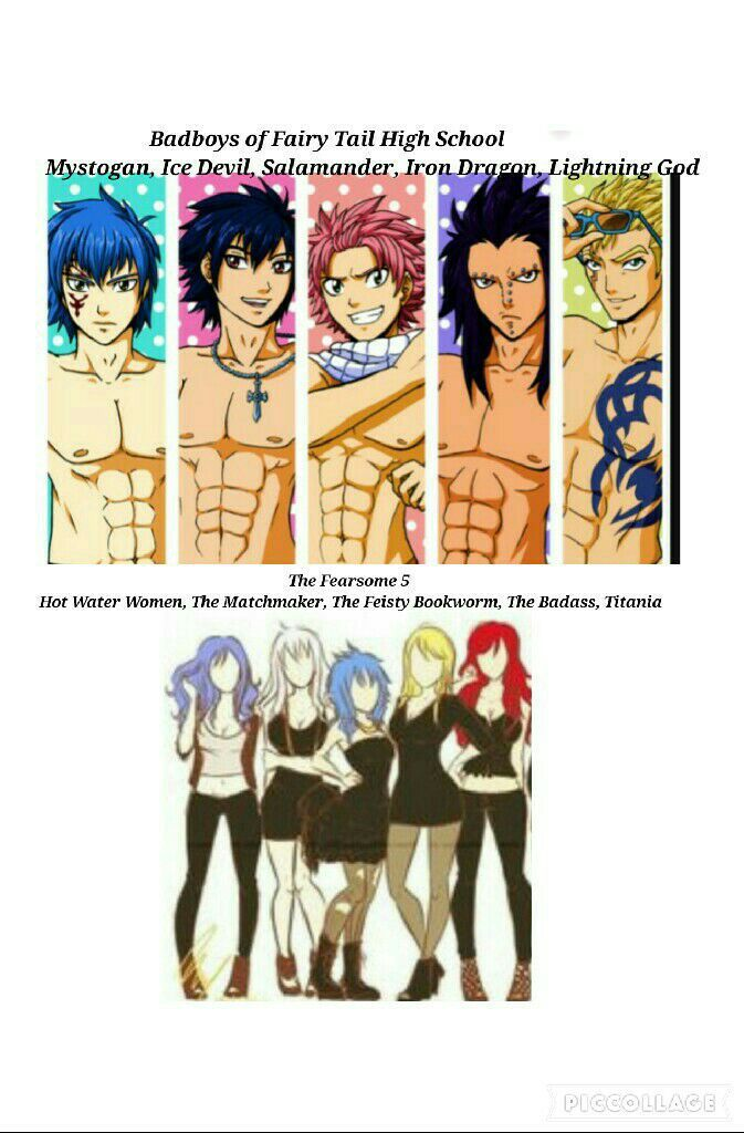 Lucy heartfilia is a badass. Natsu is a bad boy. They both are leader… #fanfiction #Fanfiction #amreading #books #wattpad