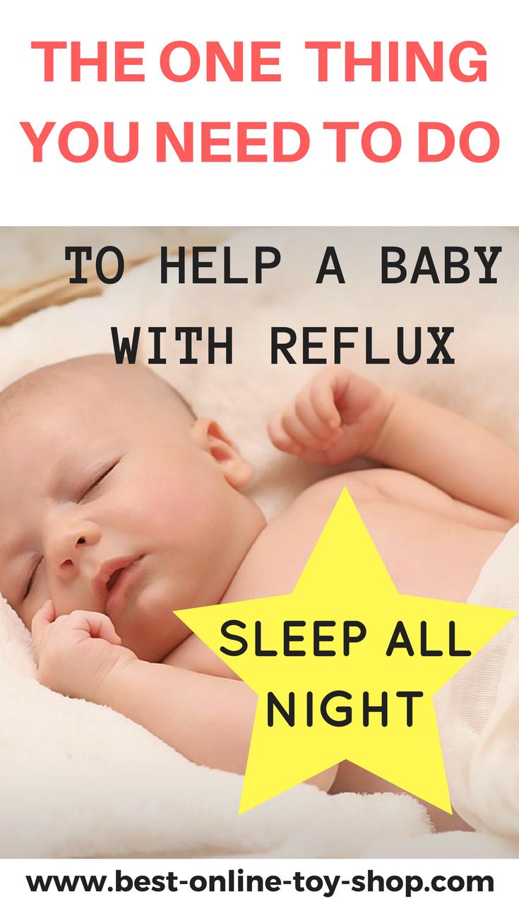 4310bb928b4fe9d03d9e1b0d6e253611 - How To Get A Baby With Acid Reflux To Sleep
