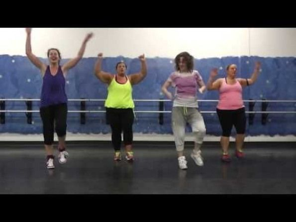 """GET LUCKY"" By Daft Punk Warm up for Dance Fitness Class - YouTube #dancefitness #dance #fitness #mo..."
