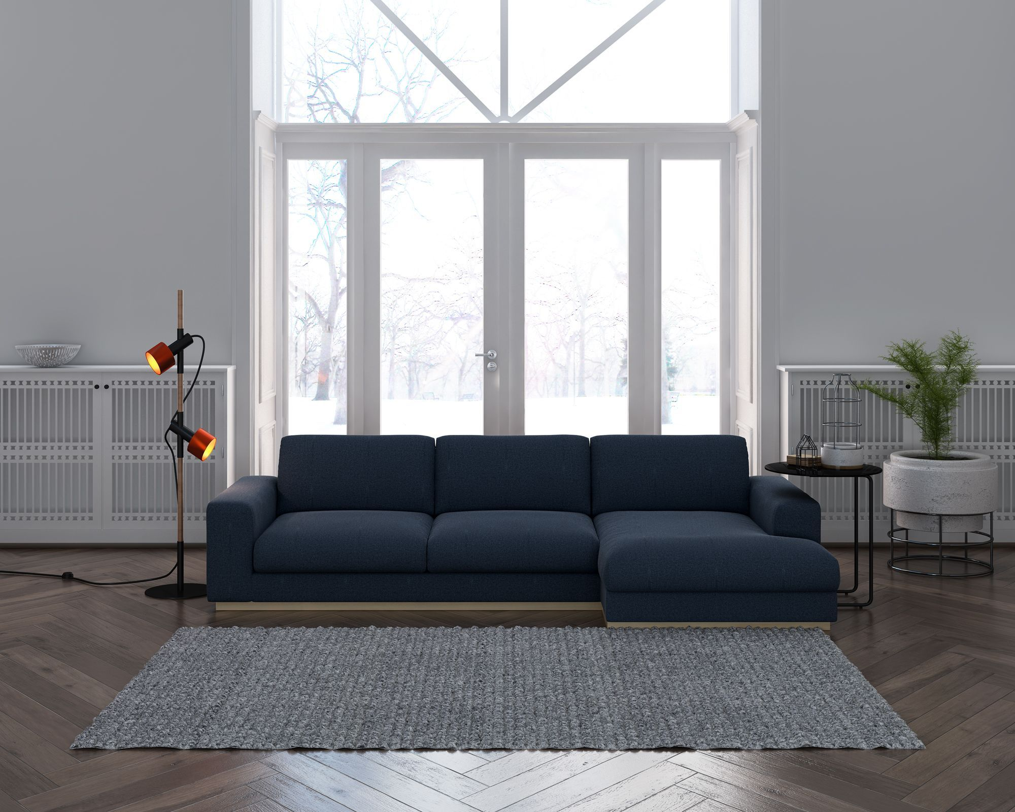 Noah Sectional Sandro by Rove Concepts Furniture