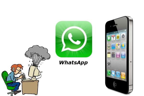 How to fix iPhone WhatsApp crash